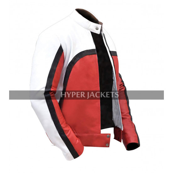 Bohemian Rhapsody Freddie Rami Malek Concert Leather Jacket