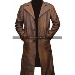 Dawn Of Justice Batman Vs Superman Ben Afflick Leather Coat