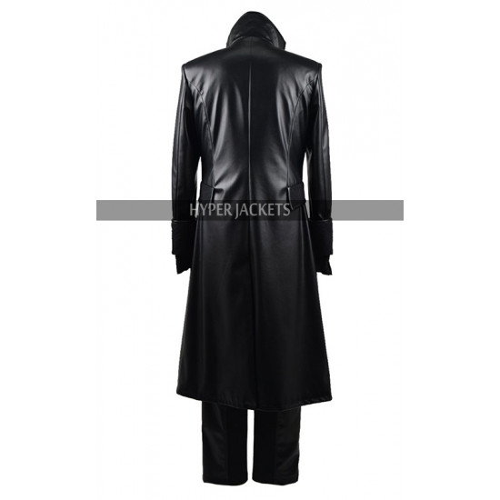 Once Upon a Time Captain Hook Cosplay Costume Jacket
