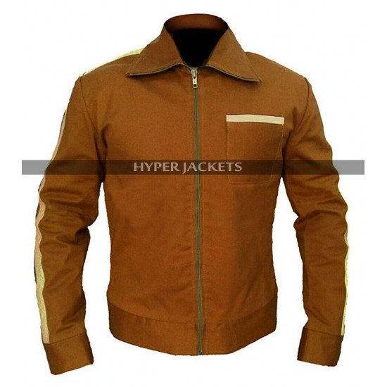 David Haller Legion Dan Stevens Brown Cotton Jacket