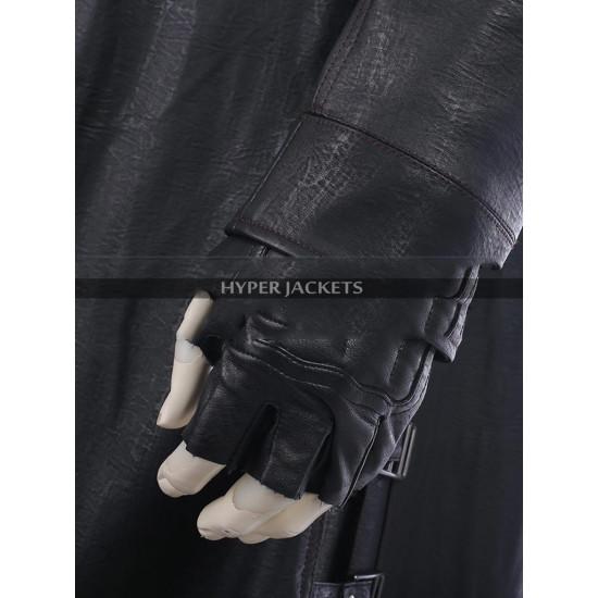 Playerunknown'S Battlegrounds The Player Pubg Costume Cotton Black  Coat
