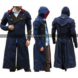 Arno Victor Dorian Assassins Creed Unity Coat
