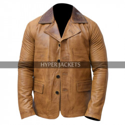 Arthur Morgan Red Dead Redemption 2 Leather Jacket