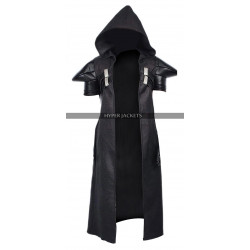 Overwatch Game Reaper Cosplay Costume Cotton Black Hoodie