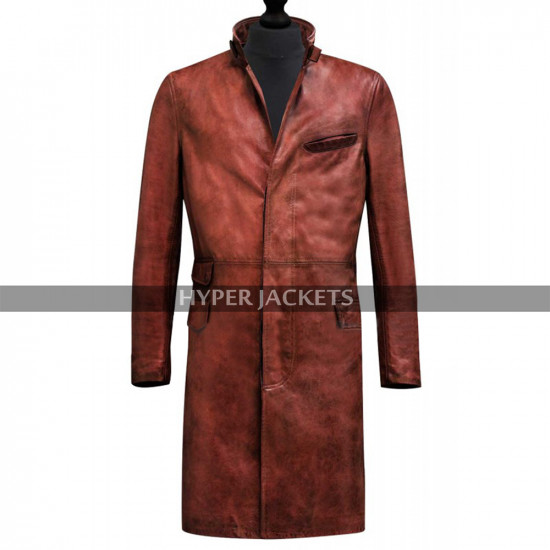 Thor Avengers Age Of Ultron Chris Hemsworth Costume Leather Coat