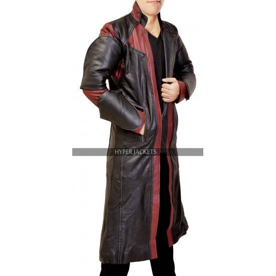 Hawkeye Avengers Age Of Ultron Jeremy Renner Clint Barton Leather Costume