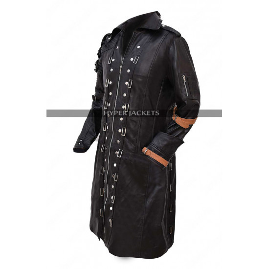 Playerunknown Battlegrounds Cosplay Costumes Leather Coat