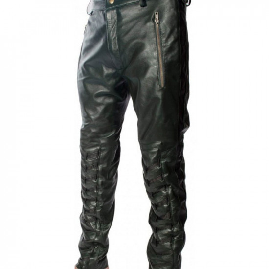 Oliver Queen Green Arrow Stephen Amell Costume Hoodie Leather Jacket / Pants