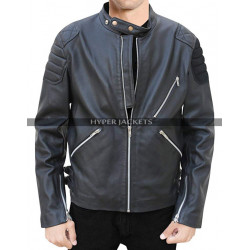 True Blood Alexander Skarsgsard Leather Jacket