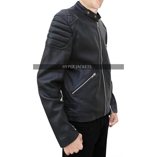 True Blood Alexander Skarsgsard Leather Jacket