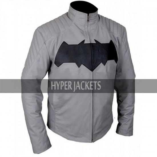 Batman v Superman Dawn of Justice Bruce Wayne Leather Jacket