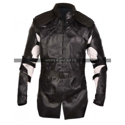 Jeremy Renner Avengers Endgame Clint Barton Costume Leather Jacket