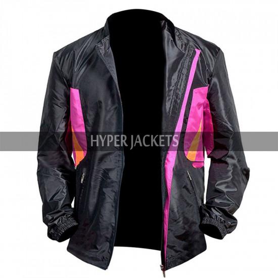 Deadpool 2 Ryan Reynolds Wade Wilson Parachute Jacket