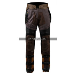 Star Lord Guardians Of Galaxy 2 Costume Chris Pratt Brown Pants