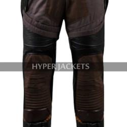 Star Lord Guardians Of Galaxy 2 Costume Chris Pratt Brown Pants