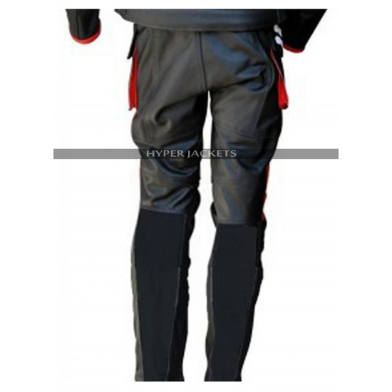 Avengers Age Of Ultron Captain America Leather Pants