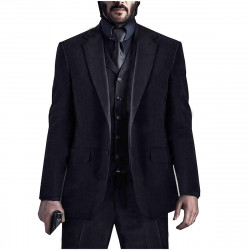 John Wick Chapter 3 Parabellum Black Suit