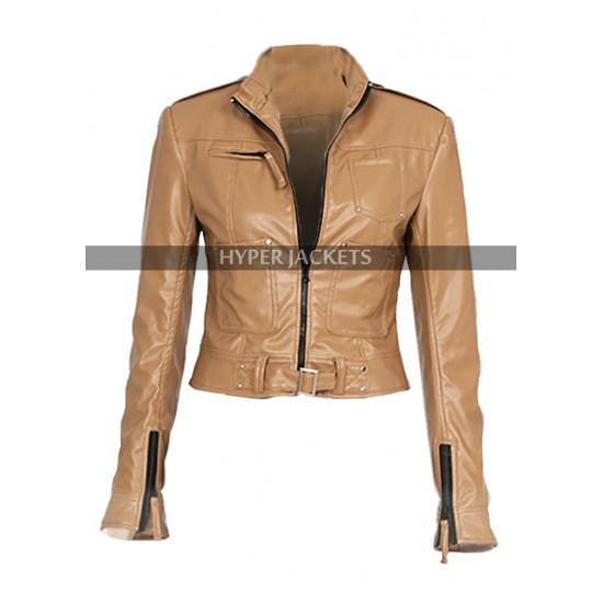 Once Upon a Time  Jennifer Morrison Emma Leather Jacket