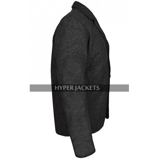 Mark Ruffalo Avengers Infinity War Bruce Banner Grey Wool Coat