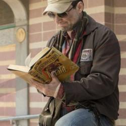 Christian Slater Mr Robot Brown Jacket