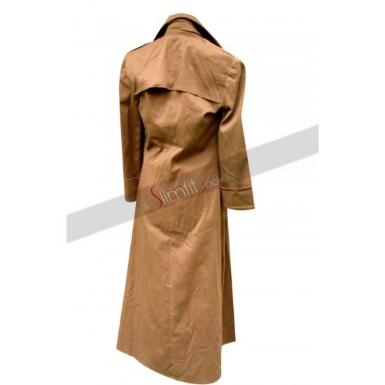 Gambit Channing Tatum Costume Trench Coat