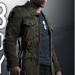Mafia III Lincoln Clay Green Jacket