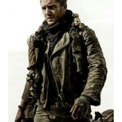 Mad Max Fury Road Tom Hardy Rockatansky Jacket
