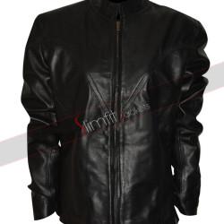 Avengers Age of Ultron Black Widow (Scarlett Johansson) Black Jacket