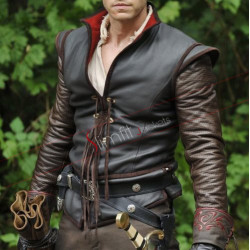 Once Upon A Time John Dallas Prince Charming Jacket