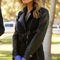 Rizzoli & Isles Sasha Alexander Black Jacket