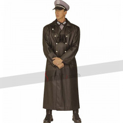 US Military General Trench Coat Costume