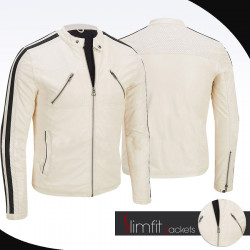 Aaron Paul Need for Speed Tobey Marshall White Jacket