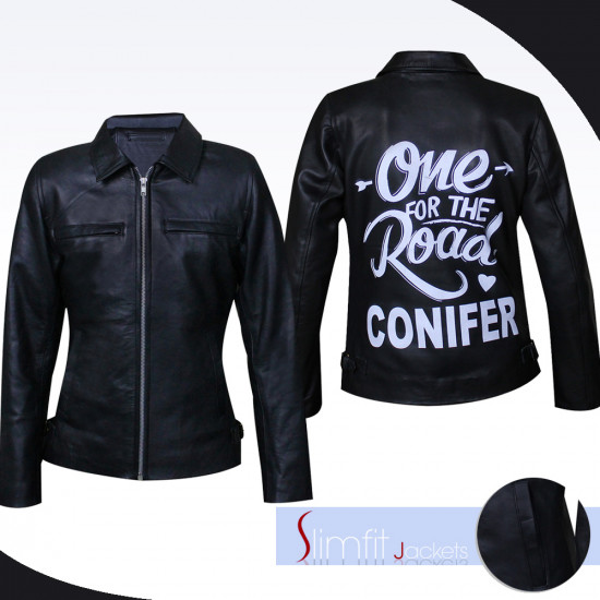 Alex Turner One For The Road Conifer Leather Jacket