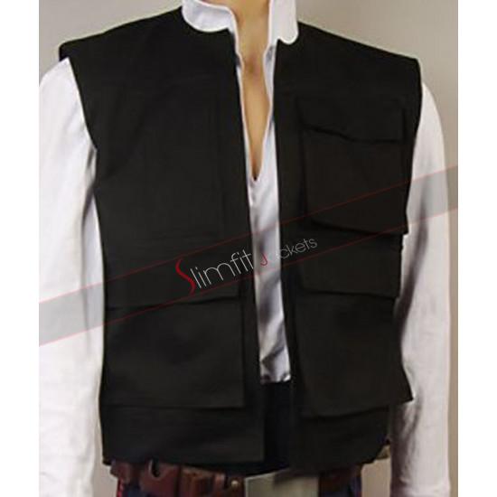 Harrison Ford Star Wars Return of the Jedi Han Solo Vest