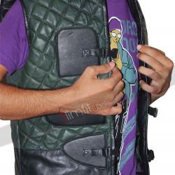 Mortal Kombat X (Johnny Cage) Quilted Vest