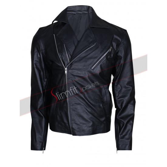 Colin O'Donoghue Once Upon Time S5 Black Jacket