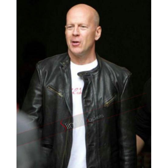 A Good Day to Die Hard John McClane Jacket