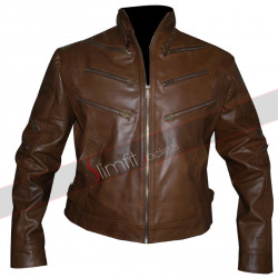 Michael Jai White (Bronze Tiger) Arrow Season 2 Jacket