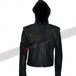Arrow Season 2 Stephen Amell (Oliver Queen) Hoodie Jacket
