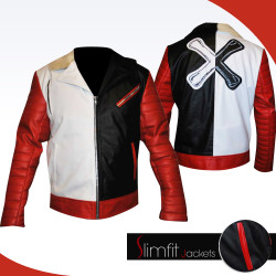 Descendants 2015 Cameron Boyce Leather Jacket