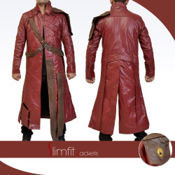 New Guardians of the Galaxy Inspired Costume Coat