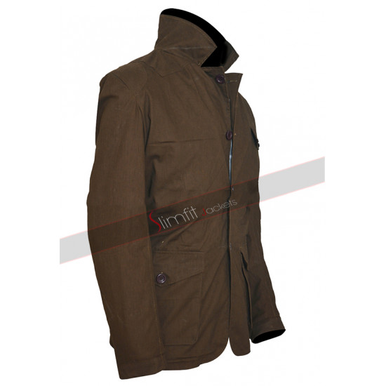 Skyfall Daniel Craig (James Bond) Coat