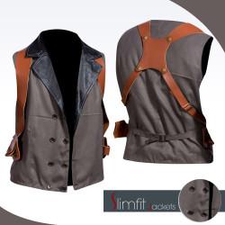 Bioshock Infinite Booker DeWitt Cosplay Vest