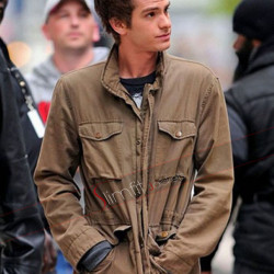 Amazing Spider Man Peter Parker (Andrew Garfield) Jacket
