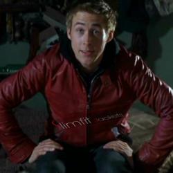 Murder by Numbers Ryan Gosling Red Jacket