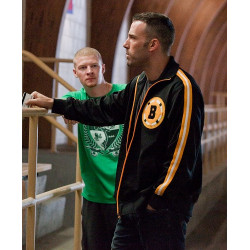 The Town Ben Affleck Boston Bruins Jacket