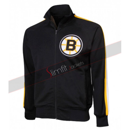 The Town Ben Affleck Boston Bruins Jacket