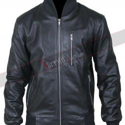 Bodhi Point Break Edgar Ramirez Black Jacket