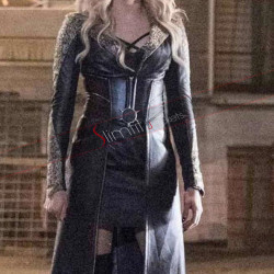 Killer Frost Flash Season 3 Leather Coat