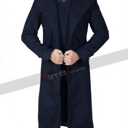 Taboo Tom Hardy (James Keziah Delaney) Black Coat